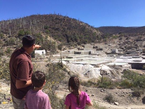 Tierraventura Ecoturismo  Day Tours: Making salt the ancient way