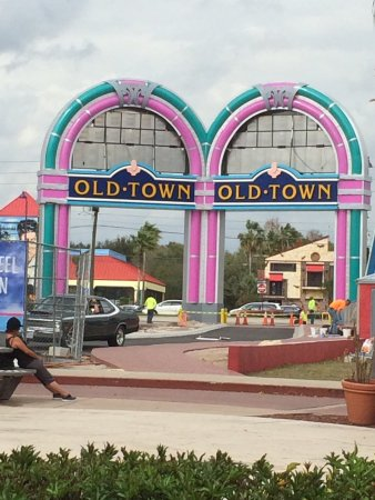 Kissimmee, FL: Old Town