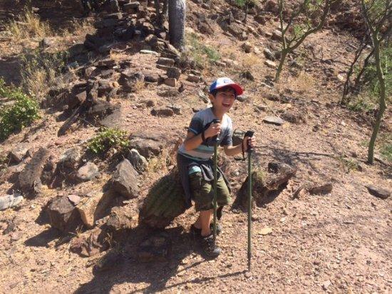 Tierraventura Ecoturismo  Day Tours: Fooling around at Cerro Viejo