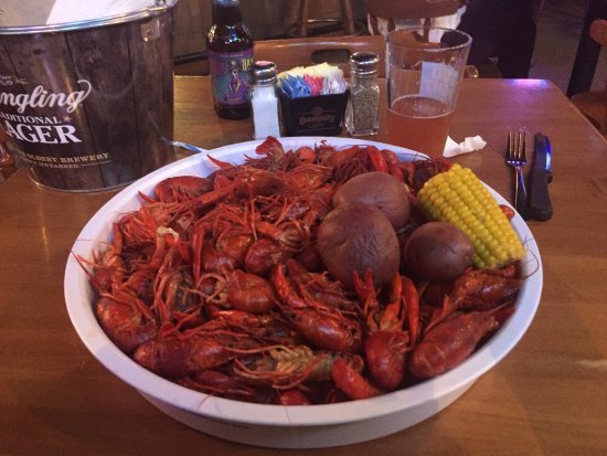 Crawfish Restaurant South Carolina