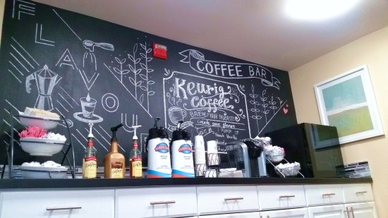 Spokane Valley, วอชิงตัน: Coffee Bar