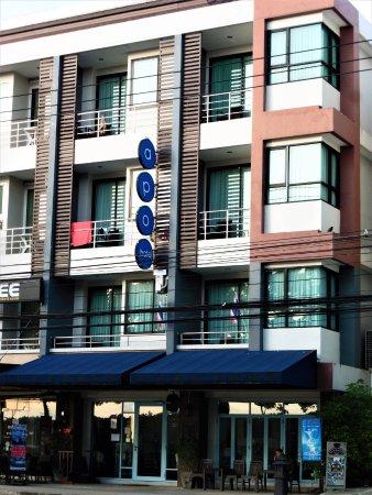 Пак-Нам, Таиланд: Apo Hotel