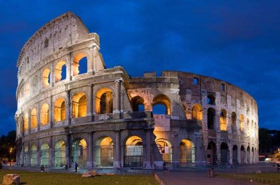 Ancient Rome and Colosseum Private...