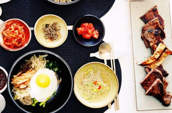 Comprehensive Korean Cooking Class in