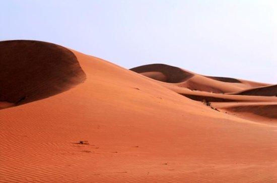 Desert Safari in a 4 x 4 with Sand...