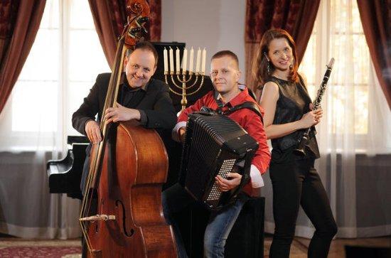 Klezmer Music Concert in Krakow