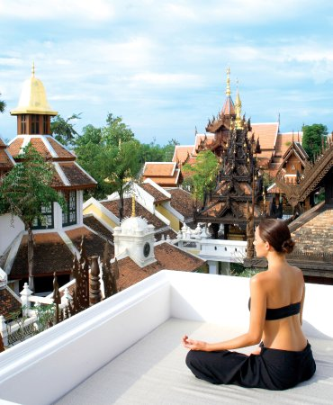 The Dhara Dhevi Chiang Mai Resmi