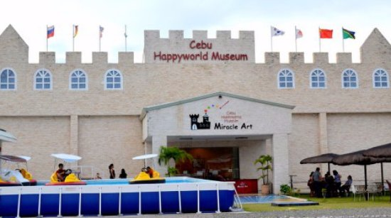 Cordova, Philippines: Cebu Happy Museum entrance