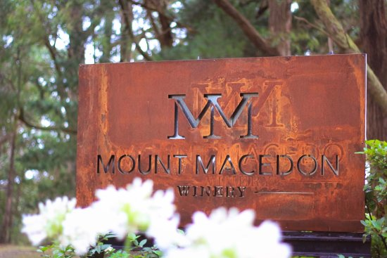 Mount Macedon Winery: photo0.jpg