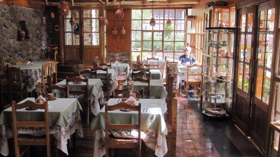 Hotel Samanapaq: beautiful dining area