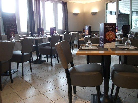 Meylan, فرنسا: La salle de restaurant