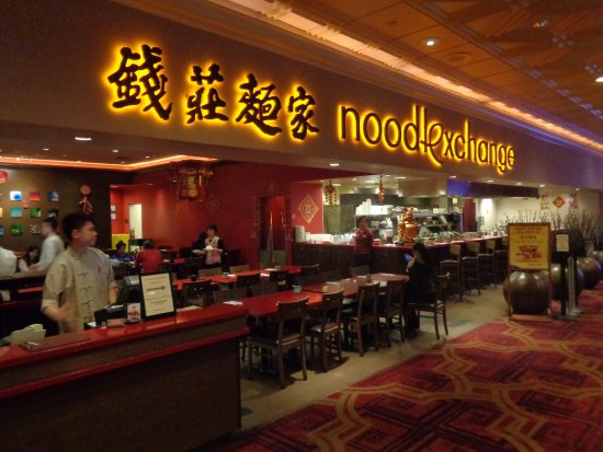 Casino at the Gold Coast: Noodle Exchange