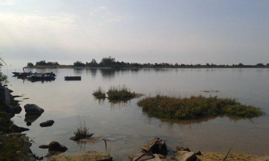 Eraclea Mare, Italien: Laguna del Mort