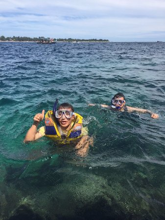 Gili Islands, Indonesia: Snorkling