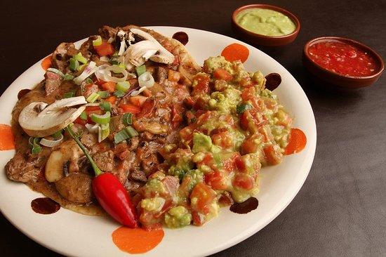 Cielito Comida Mexicana: Montado de ternera