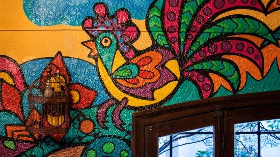 Murales fotograf a de cielito comida mexicana mendoza for Murales para fotografia