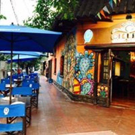 Cielito Comida Mexicana: Frente calle España