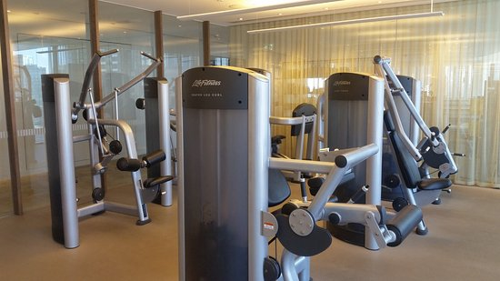 Crown Metropol Melbourne: Gym
