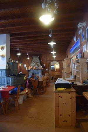 Siror, Włochy: ristorante miralago