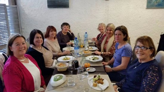 Tourbes, France : A few Ladies in Languedoc (LILs)!