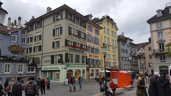 Hotel Wellenberg: The hotel's surrounding