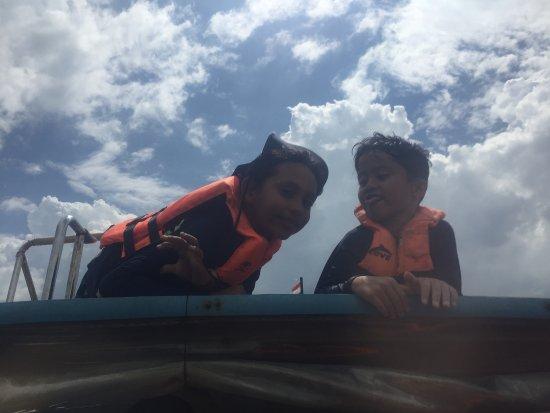 Andaman Camp and Day Cruise: Capt Adam & Capt Noah