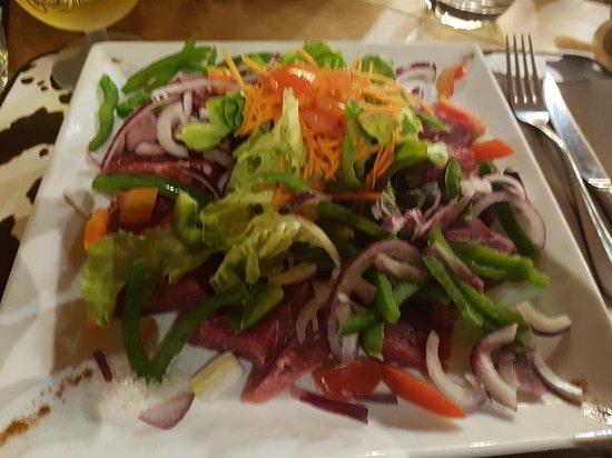 Les Saisies, France: Restaurant La Vache