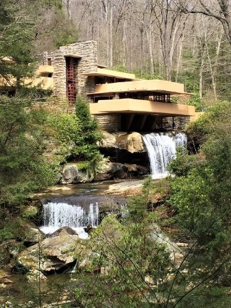 Fallingwater: Guess every visitor has this picture