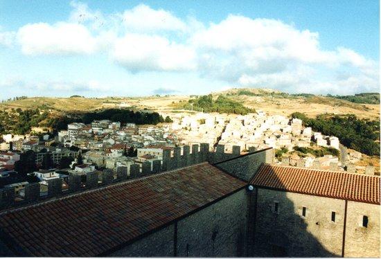 Castello di Lauria - Castiglione di Sicilia.