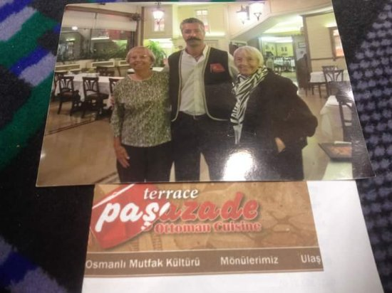 Pasazade Restaurant Ottoman Cuisine: Pasazade bir ayricaliktir.