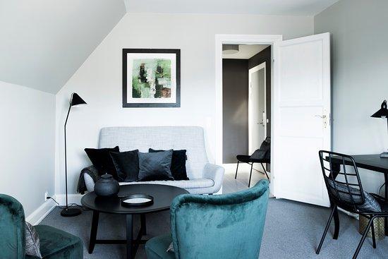 Slangerup, Denmark: Suite: Tårnværelset