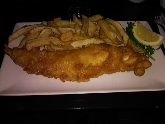 Picture of gigs fish and chips london for Fish and chips london