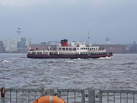 Royal Daffodil Mersey ferry to be taken out of service in January ...