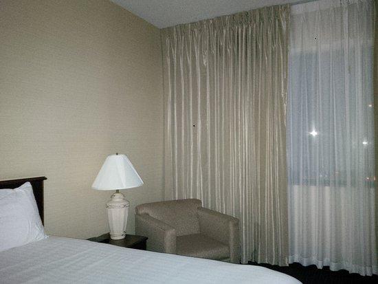 Maron Hotel & Suites: Drapes