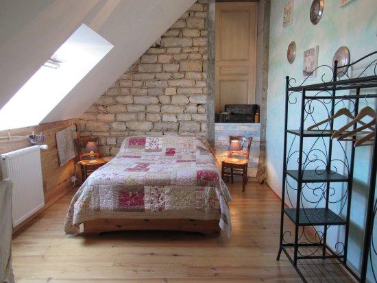 """Saone-et-Loire, Frankrike: chambre """"septembre"""""""