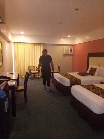 Cebu Grand Hotel: Stayed here for a night...