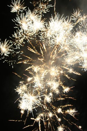 Grants Pass, Орегон: Fireworks
