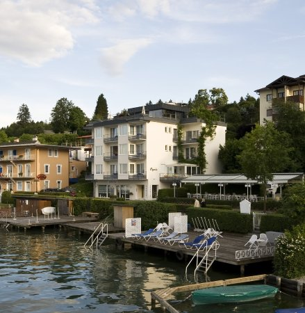 Ogris am see boutique hotel velden am woerthersee for Boutique hotel 74