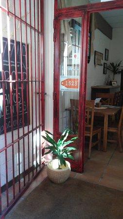 Galapagar, Hiszpania: CALLE ARCO 6
