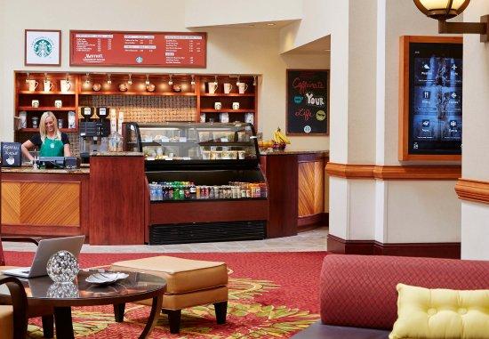 Warrensville Heights, OH: Marriott Greatroom Coffee Bar