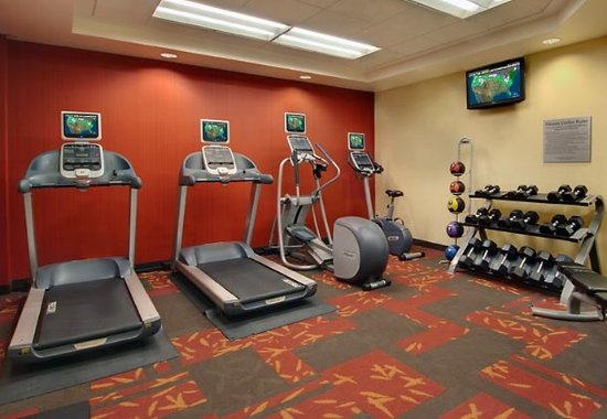 Courtyard Madison East: Fitness Center