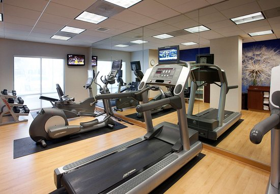 Hawthorne, CA: Fitness Center