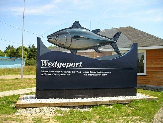 Yarmouth, Canada: Sport Tuna Fishing Musuem