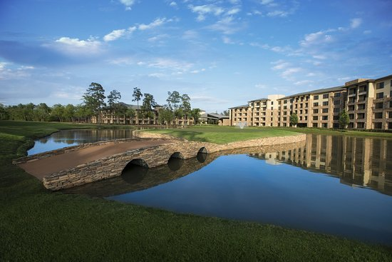 The Woodlands Resort & Conference Center: FWPBuilding From Th Green