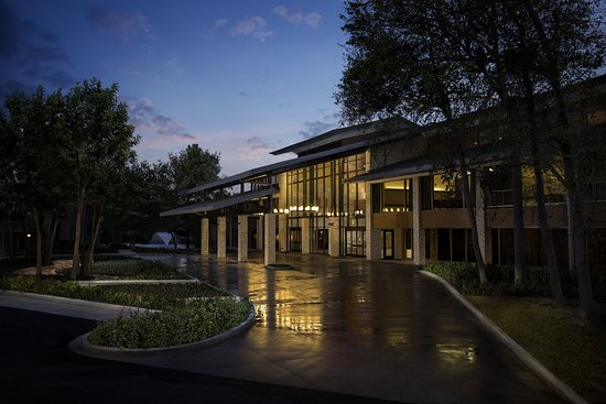 The Woodlands Resort: Conference Center Exterior