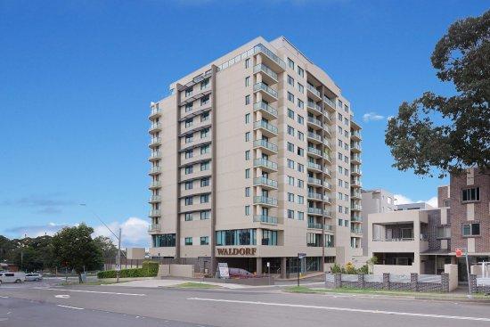 Waldorf Parramatta Apartment Hotel: Waldorf Parramatta Main