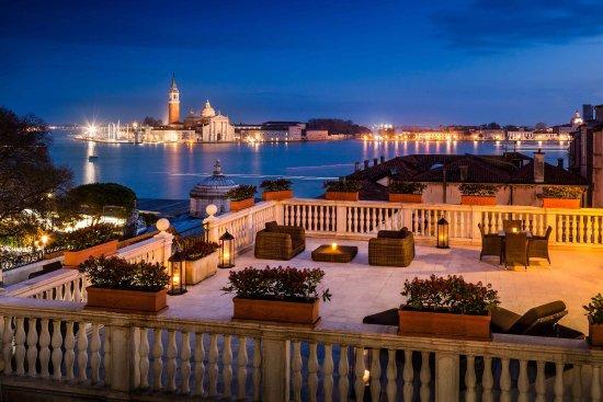 Baglioni Hotel Luna: San Giorgio Terrace Suite Night