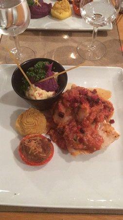 Chatellerault, Francja: Repas du 15 février 2017 parfait Menu délicieux et serveur très sympathique comme toujours