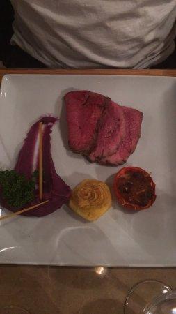 Chatellerault, Frankrijk: Repas du 15 février 2017 parfait Menu délicieux et serveur très sympathique comme toujours