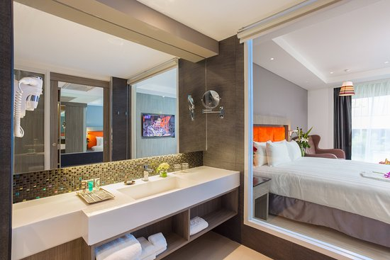 Interior - Picture of Grand 5 Hotel & Plaza Sukhumvit Bangkok, Bangkok - Tripadvisor